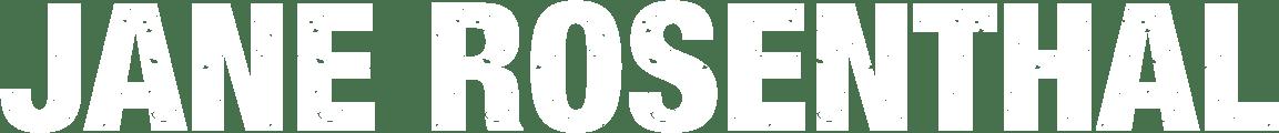 Jane Rosenthal logo