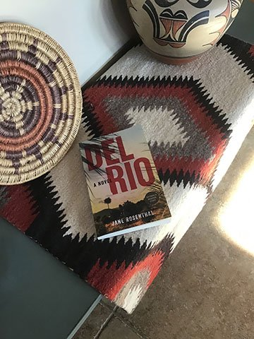 Book on blankets